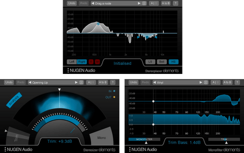 Nugen Audio Focus Elements