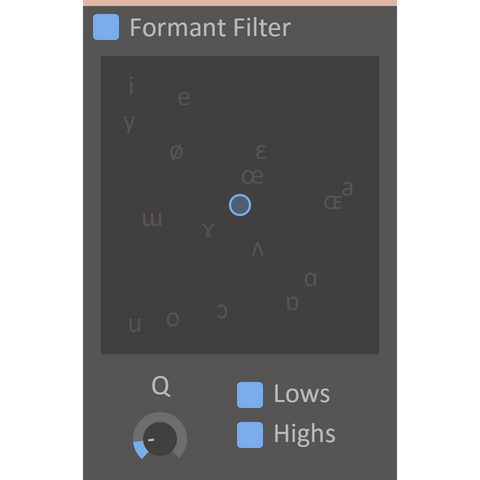 Kilohearts Formant Filter Plugins PluginFox