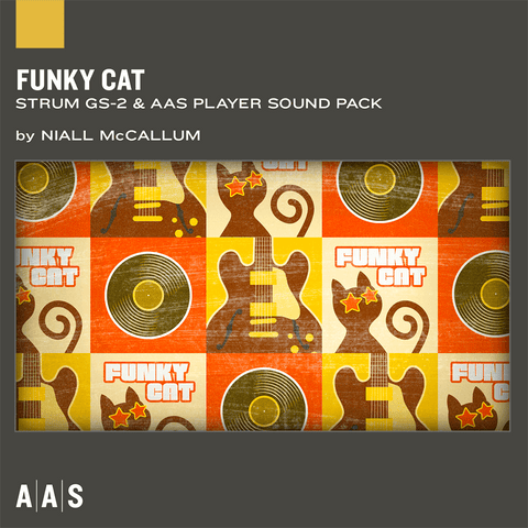 AAS Sound Packs: Funky Cat