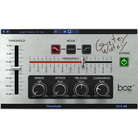 Boz Digital Labs Gatey Watey Plugins PluginFox