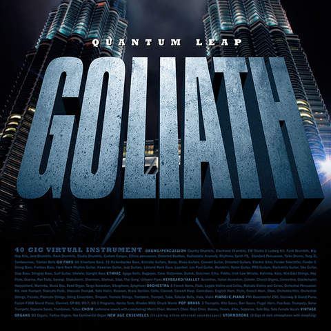 EastWest Goliath Virtual Instruments PluginFox