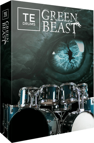 TE Drums Green Beast
