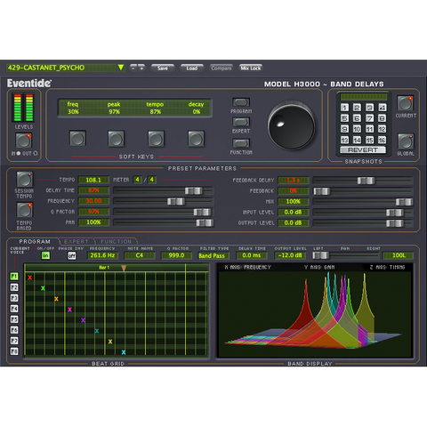 Eventide H3000 Band Delays Plugins PluginFox