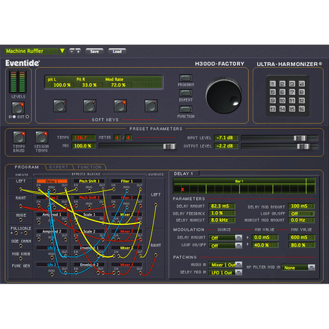 Eventide H3000 Factory Plugins PluginFox