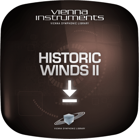 VSL Vienna Historic Winds II
