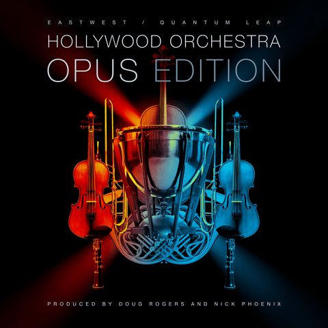 EastWest Hollywood Orchestra Opus Edition Diamond