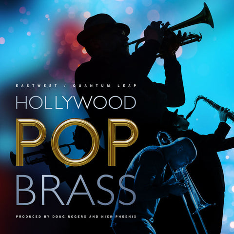 EastWest Hollywood Pop Brass Virtual Instruments PluginFox