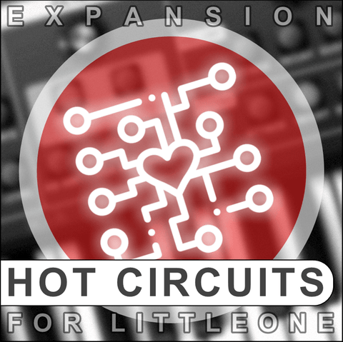 Xhun Audio Hot Circuits