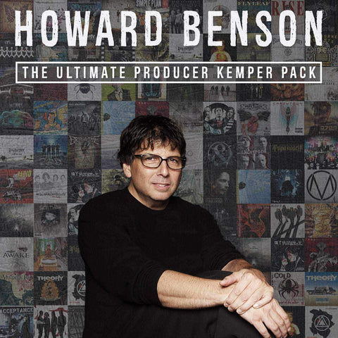 STL Tones Howard Benson Producer Kemper Bundle