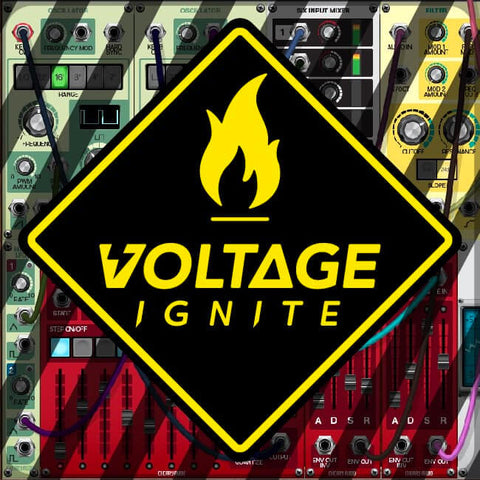 Cherry Audio Voltage Modular Ignite Virtual Instruments PluginFox