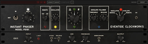 Eventide Instant Phaser MKII Plugins PluginFox