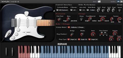 Xhun Audio Instruments Bundle