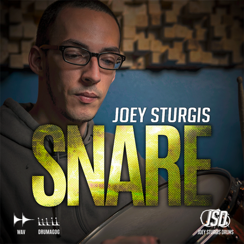 Joey Sturgis Drums Joey Sturgis Snare Samples PluginFox