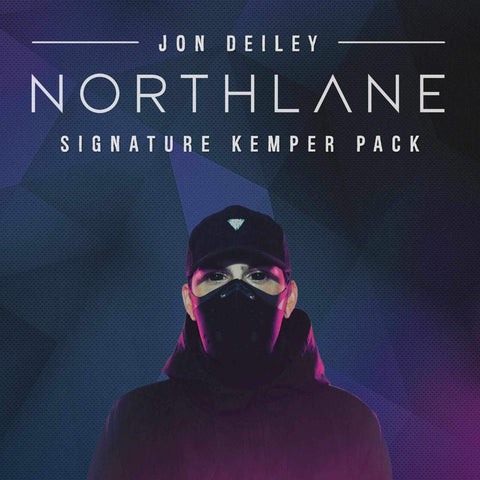 STL Tones Jon Deiley Northlane Signature Kemper Bundle