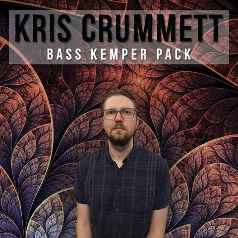 STL Tones Kris Crummett Bass Producer Kemper Bundle