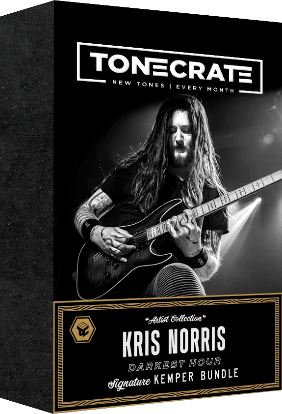 ToneCrate Kris Norris Darkest Hour Signature Kemper Bundle