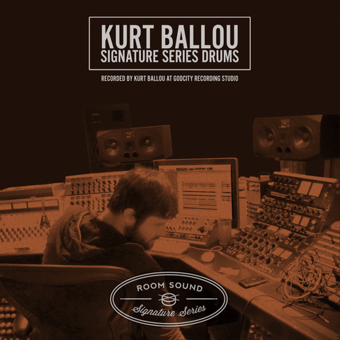 Room Sound Kurt Ballou Signature Series Drums