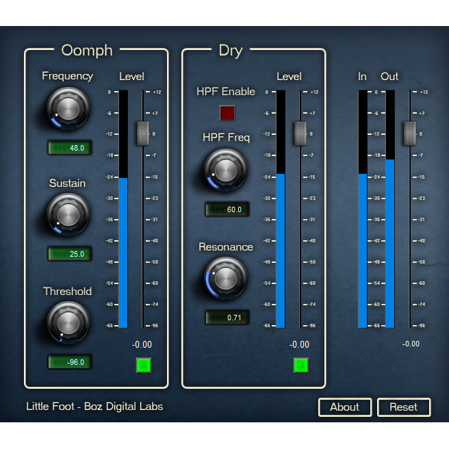 Boz Digital Labs Little Foot Plugins PluginFox
