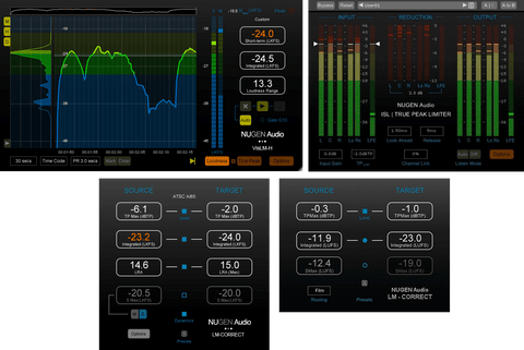 Nugen Audio Loudness Toolkit 2.8