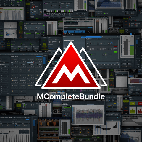 MeldaProduction MCompleteBundle