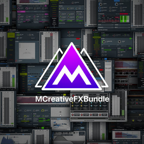 MeldaProduction MCreativeFXBundle