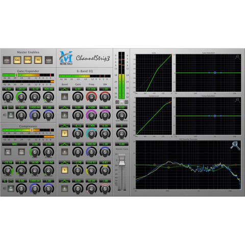 Metric Halo ChannelStrip 3 Plugins PluginFox