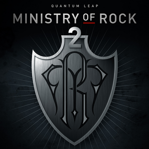 East West Ministry of Rock 2 Virtual Instruments PluginFox