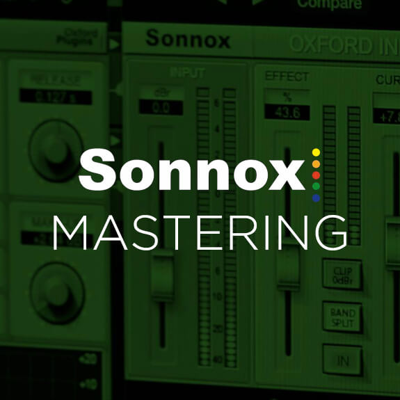 Sonnox Oxford Mastering Collection