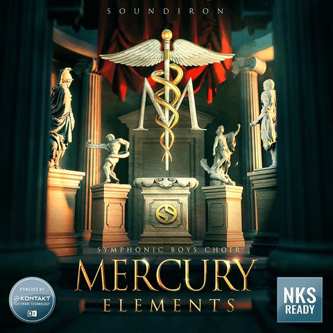 Soundiron Mercury Boys' Choir Elements