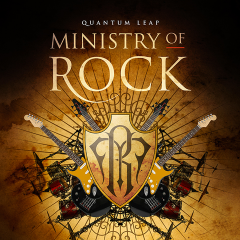 East West Ministry of Rock Virtual Instruments PluginFox
