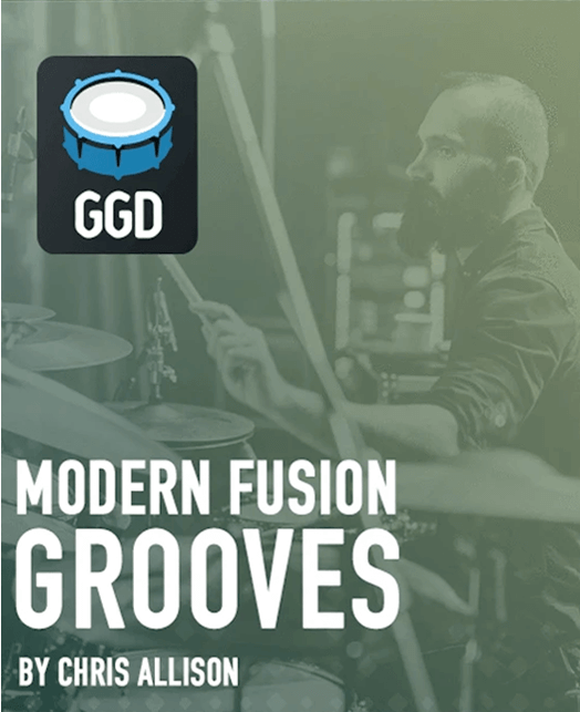 GGD Modern Fusion Grooves by Chris Allison MIDI Pack