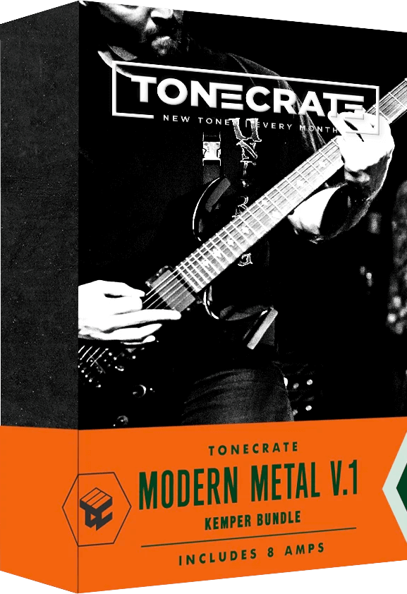ToneCrate Modern Metal Vol. 1 Kemper Bundle