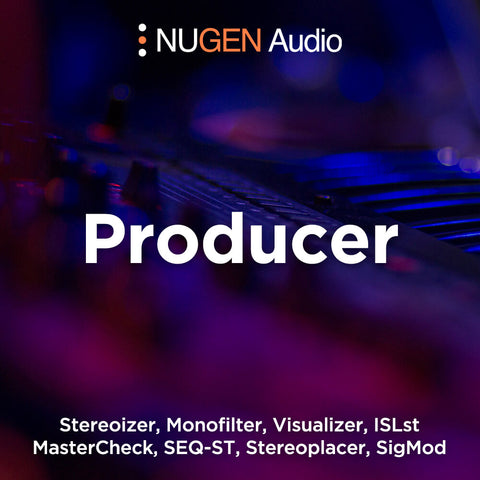 Nugen Audio Producer Bundle