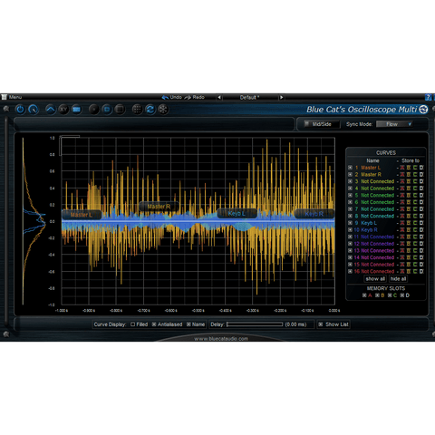 Blue Cat Audio Oscilloscope Multi Plugins PluginFox