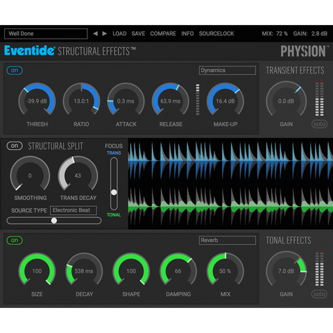 Eventide Physion Plugins PluginFox