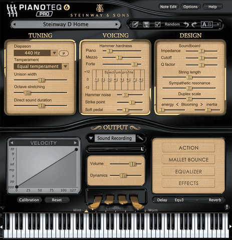 Modartt Pianoteq 6 Studio Bundle