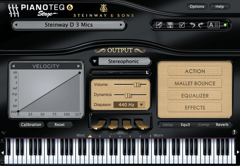 Modartt Pianoteq 6 Stage