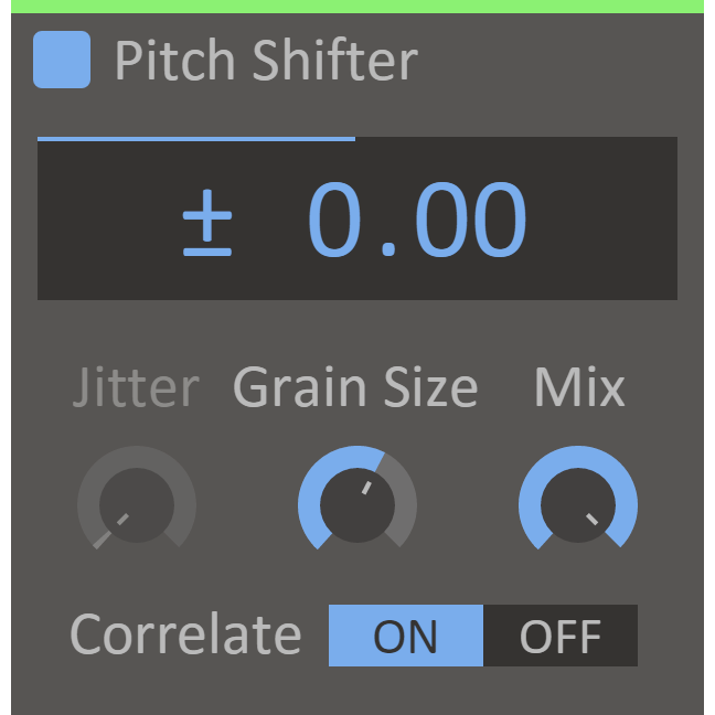 Kilohearts Pitch Shifter Plugins PluginFox
