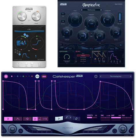 Polyverse I Wish & Manipulator Bundle Plugins PluginFox