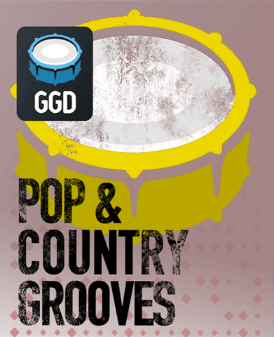 GGD Pop & Country Grooves MIDI Pack