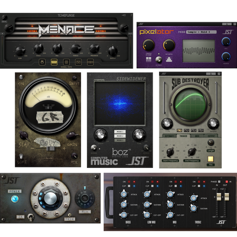Joey Sturgis Tones Producer Bundle II Plugins PluginFox