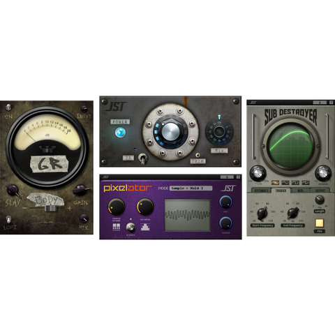 Joey Sturgis Tones Producer Bundle Plugins PluginFox