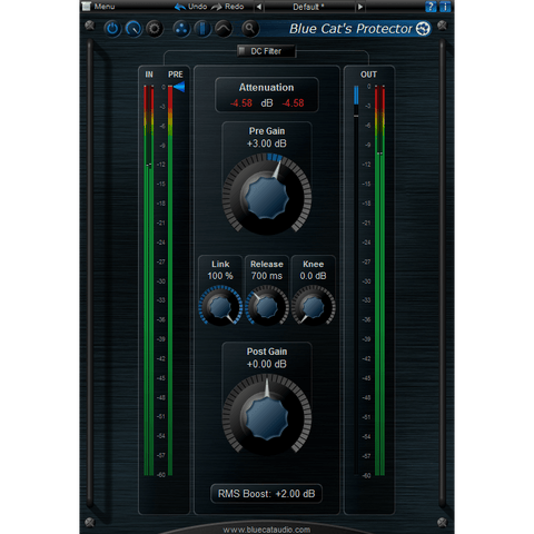 Blue Cat Audio Protector Plugins PluginFox