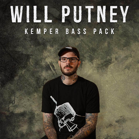 STL Tones Will Putney Bass Producer Kemper Bundle