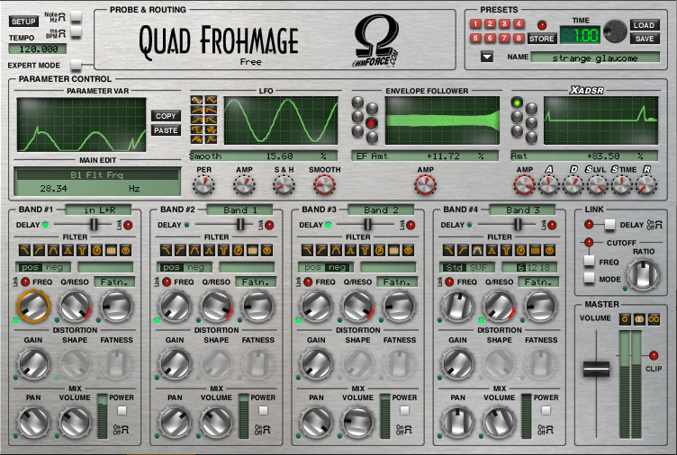 Ohm Force Quad Frohmage