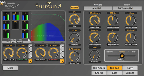Exponential Audio R2 Surround Plugins PluginFox