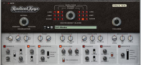 Propellerhead Radical Keys