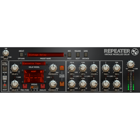 D16 Repeater Plugins PluginFox