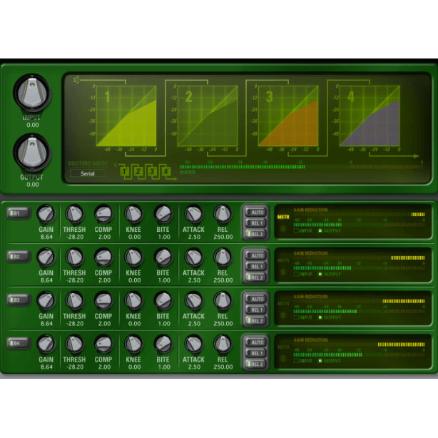 McDSP SPC2000 Native Plugins PluginFox