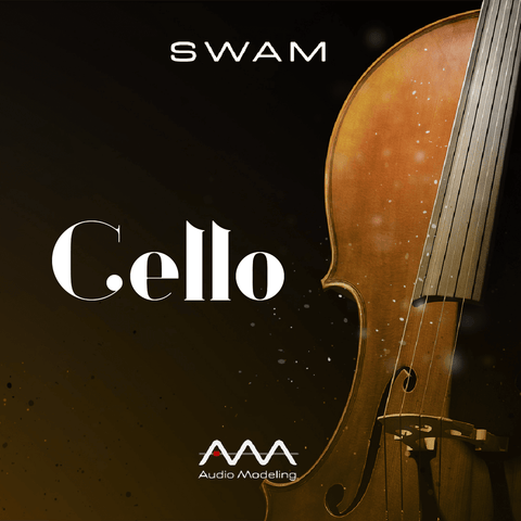 Audio Modeling SWAM Cello